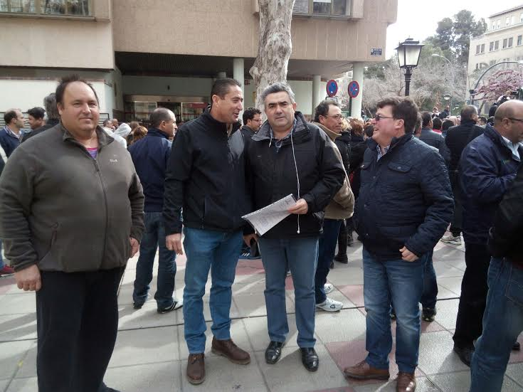 UPA Albacete en Murcia