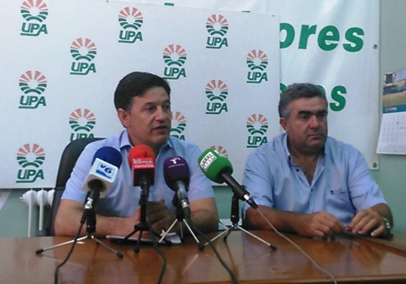concentración olivar UPA CLM