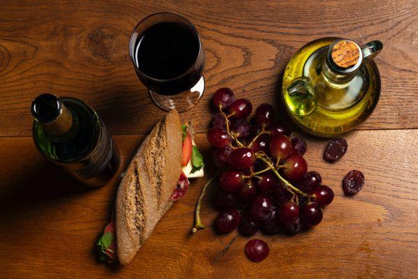 food wood alcohol drink